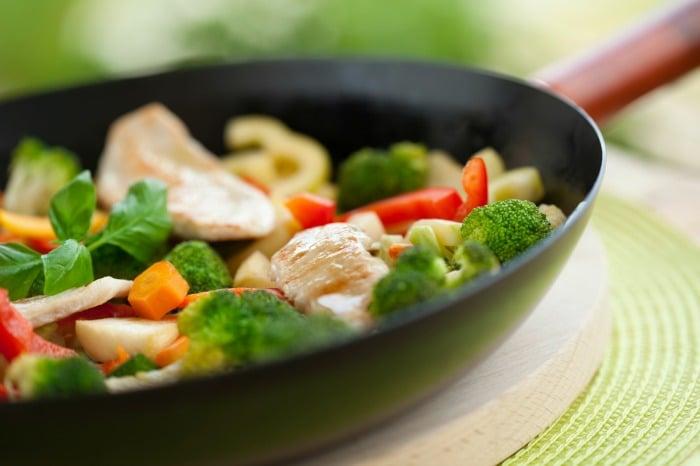 Chicken Stir-Fry | DeliciouslyOrganic.net #paleo #recipe