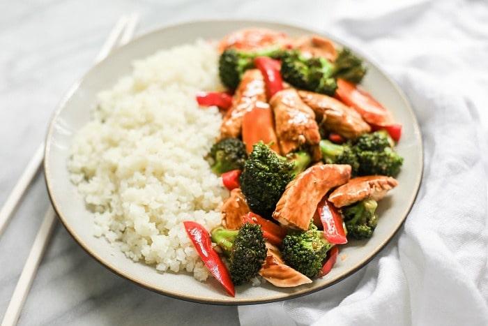 Paleo Chicken Stir Fry Recipe
