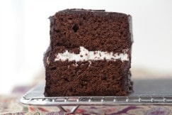 Homemade Devil Snack Cake II