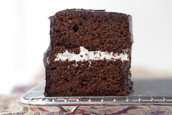 Homemade Devil Snack Cake | DeliciouslyOrganic.net #grainfree #recipe