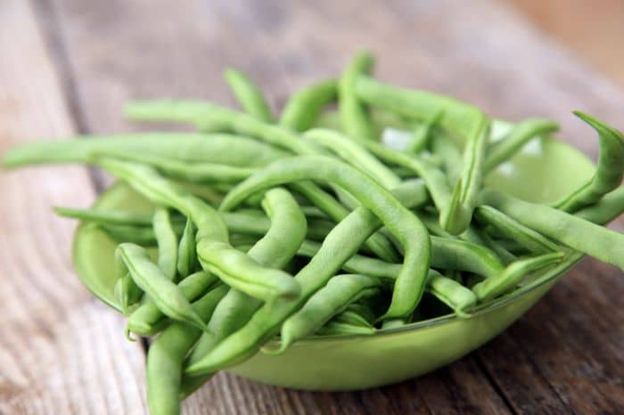 how to cook organic green beans