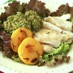 Thumbnail image for Bulgur Salad with Parsley Pesto and Grilled Chicken