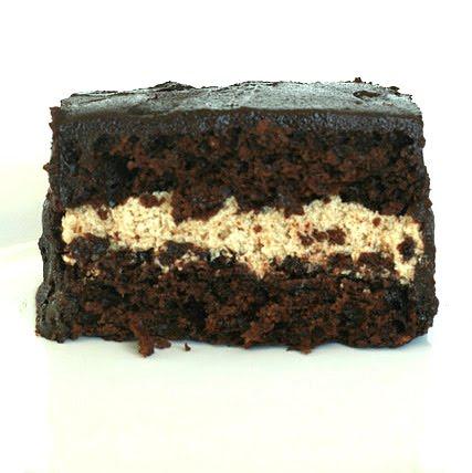 Homemade Devil Snack Cake