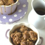 Thumbnail image for Peanut Butter and Caramel Bread Pudding
