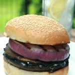 Thumbnail image for Double Stuffed Portabella Mushroom Sandwich