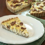 Thumbnail image for Chicken and Pecan Quiche