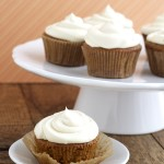 Thumbnail image for Carrot Cake Cupcakes with Maple Cream Cheese Frosting