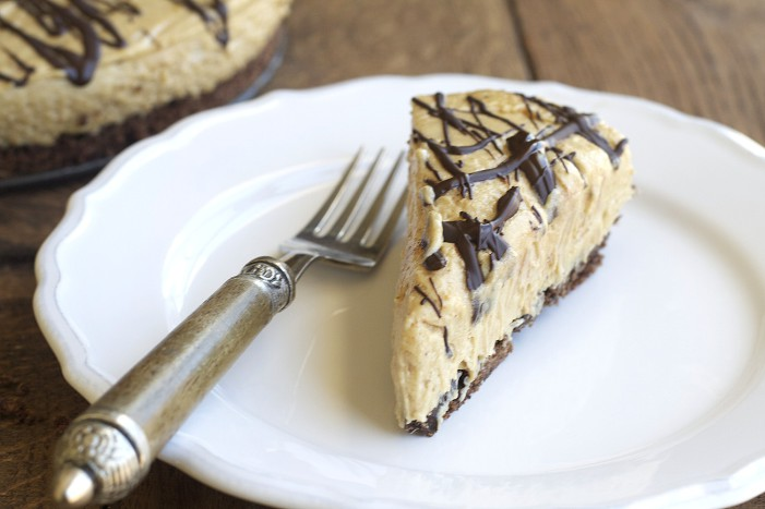 Peanut Butter Pie | DeliciouslyOrganic.net
