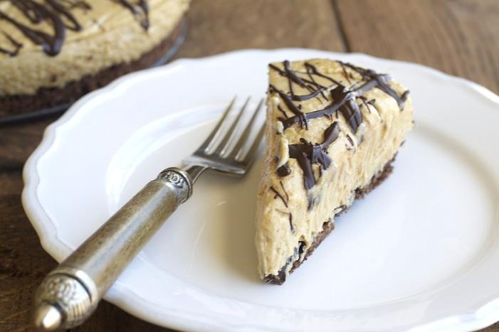 Peanut Butter Pie | DeliciouslyOrganic.net