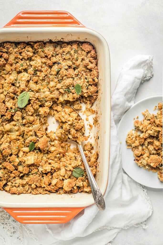 Grain Free Stuffing Recipe (Paleo, Gaps, Gluten Free)