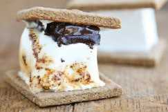 Grain Free Graham Crackers Marshmallows without Corn Syrup