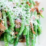 Thumbnail image for Green Beans with Prosciutto