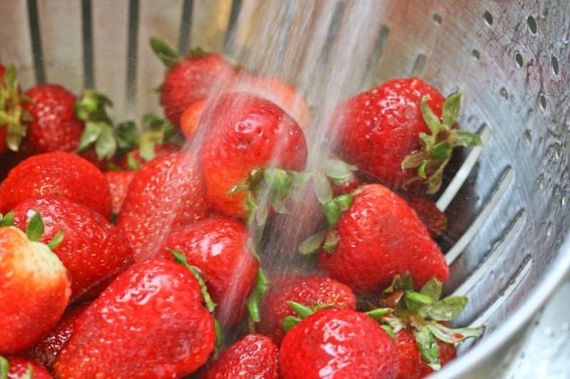 Honey-Sweetened Strawberry Jam