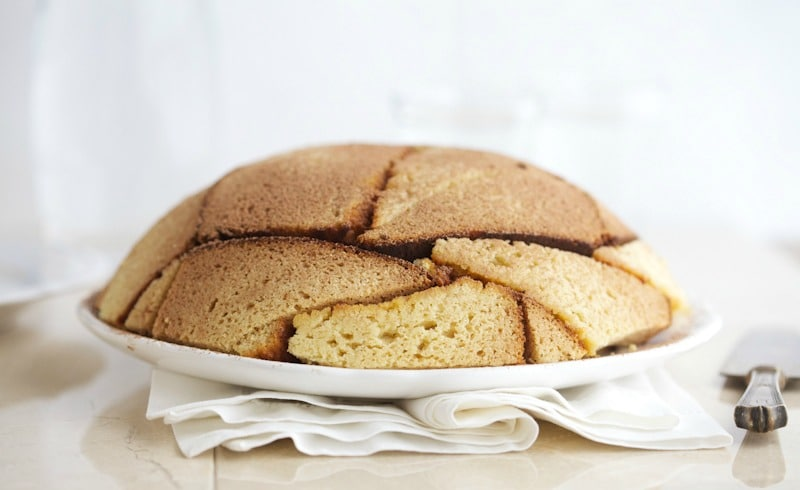 Zuccotto via DeliciouslyOrganic.net #paleo #grainfree