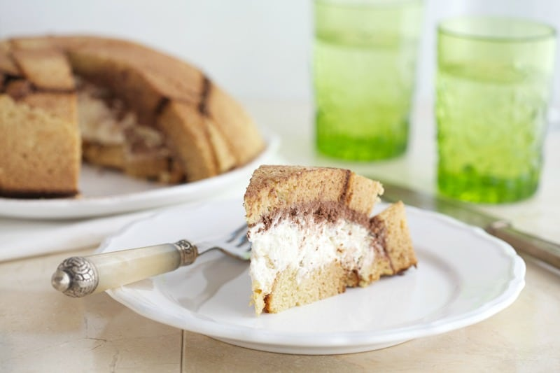 Zuccotto via DeliciouslyOrganic.net #paleo #grainfree