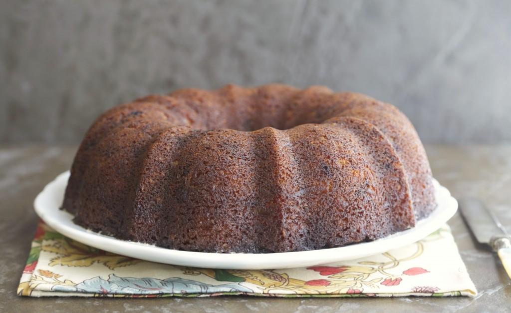 Whole Wheat Apple Cake Recipe