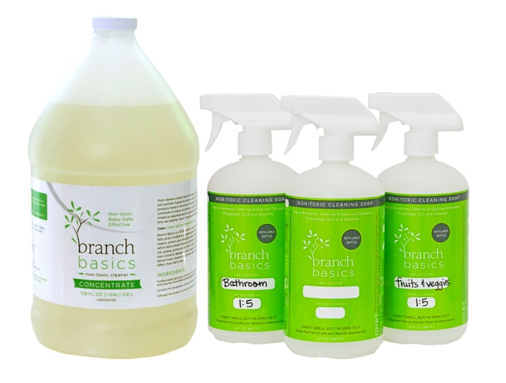 Coupon for branch basics
