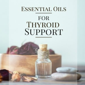 Essential Oils-Widget