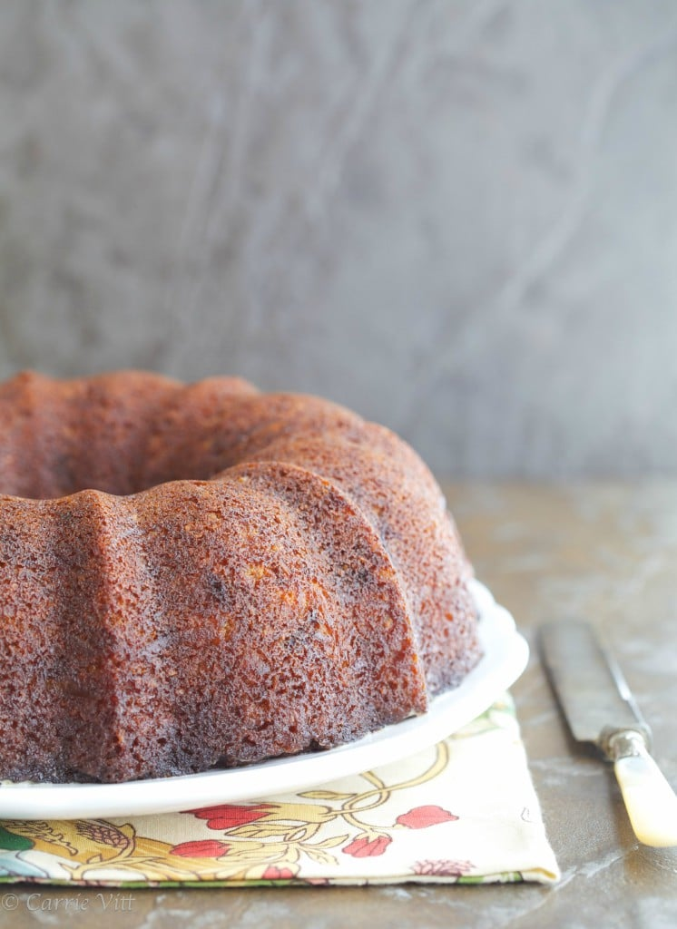 Apple Cake via DeliciouslyOrganic.net #paleo #grainfree