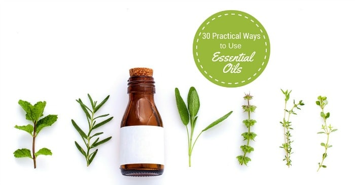 30 Practical Ways to Use Essential Oils
