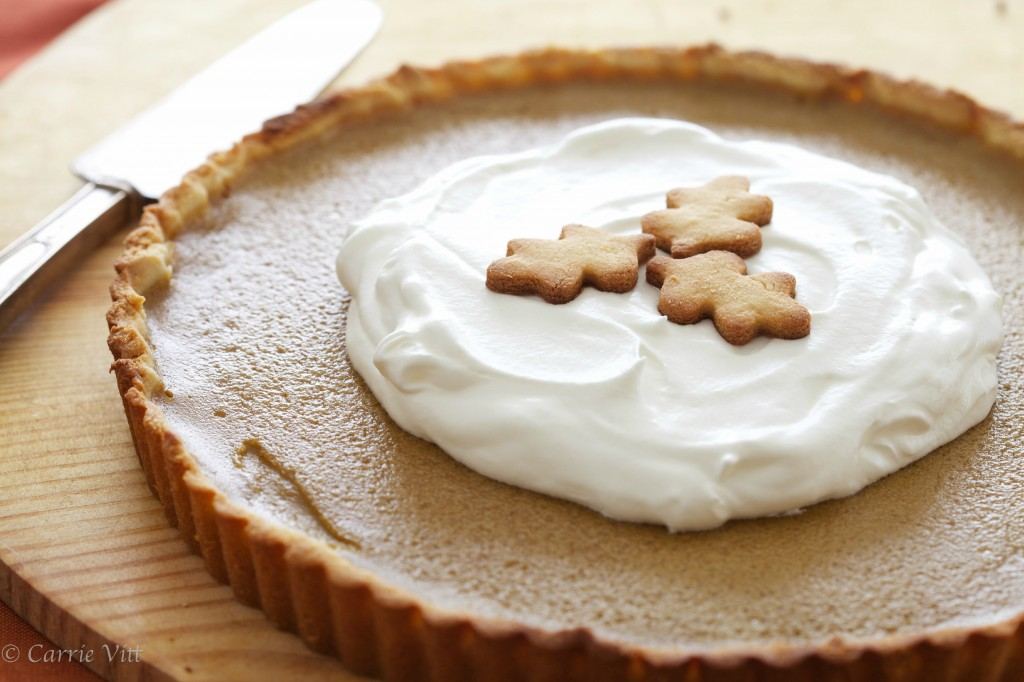 Pumpkin Pie via DeliciouslyOrganic.net #paleo #grainfree