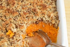 Sweet Potato Casserole Small