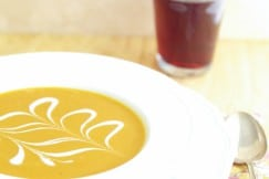 Butternut Squash Soup Small