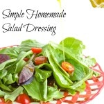 Thumbnail image for The Unprocessed Kitchen: Step 5 – Salad Dressing