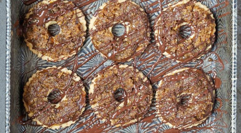 "The Unprocessed Kitchen: Homemade ""Samoas"" (Grain Free, Paleo, Primal)"