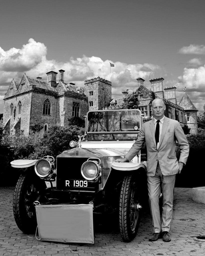 Lord Montagu - The unbelievable true story of one of Britain's most controversial and iconic aristocrats of the twentieth century.