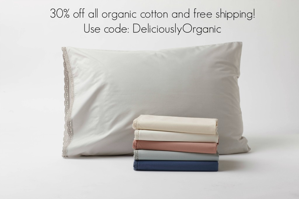Organic Cotton Sale at www.Coyuchi.com