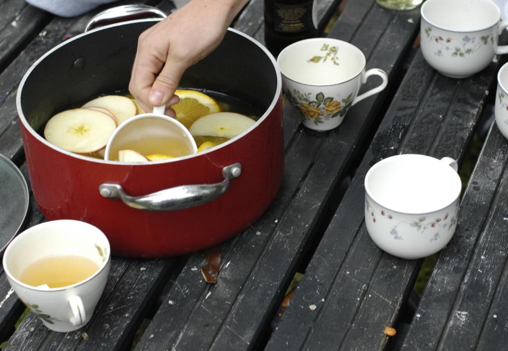 White Sangria via www.deliciouslyorganic.net