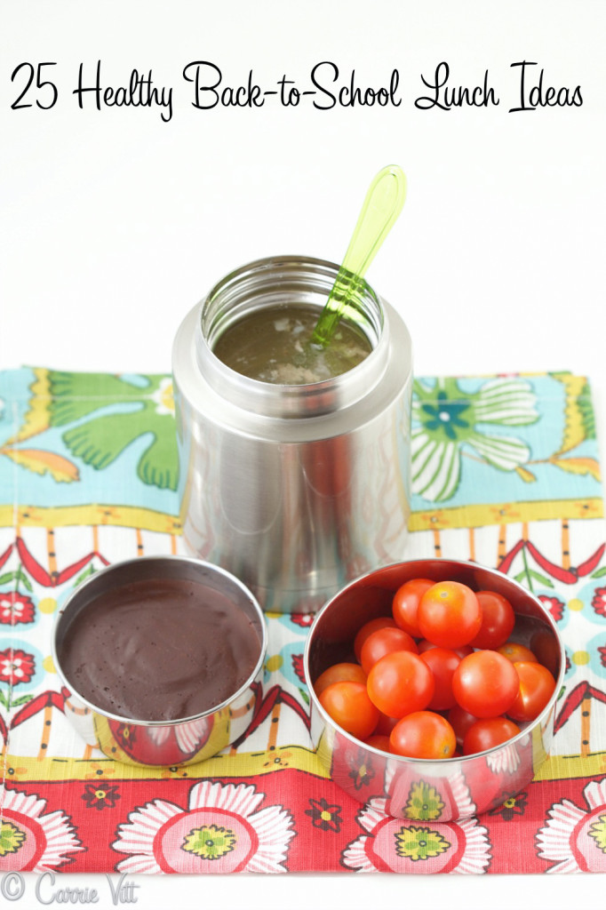 Back-to-School Lunch Ideas via DeliciouslyOrganic.net #paleo #grainfree