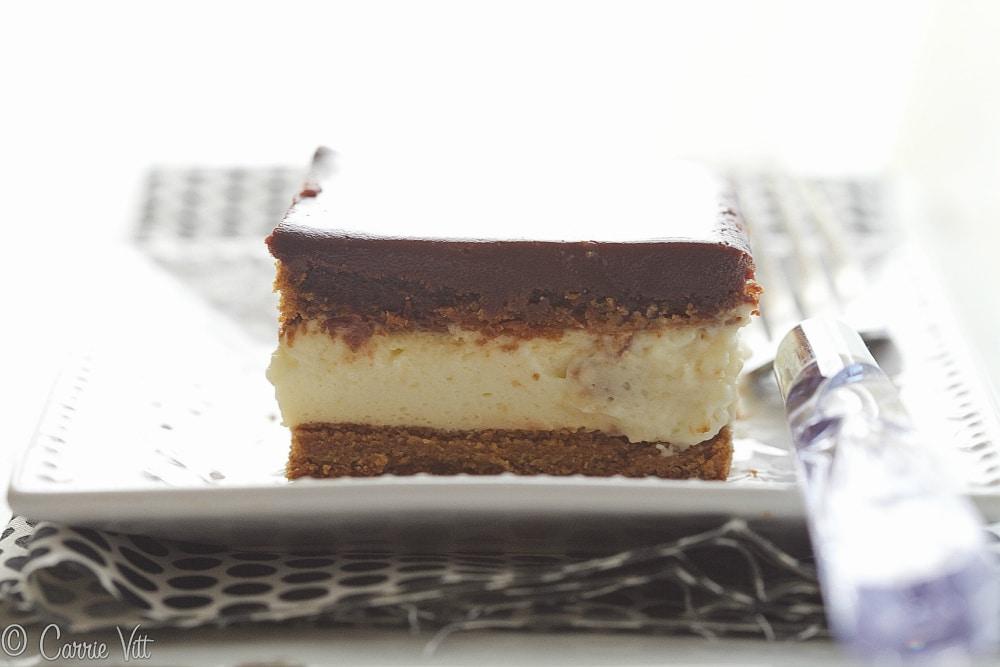 Chocolate Eclair Icebox Dessert (Grain-Free, Paleo, Primal, Gluten Free)