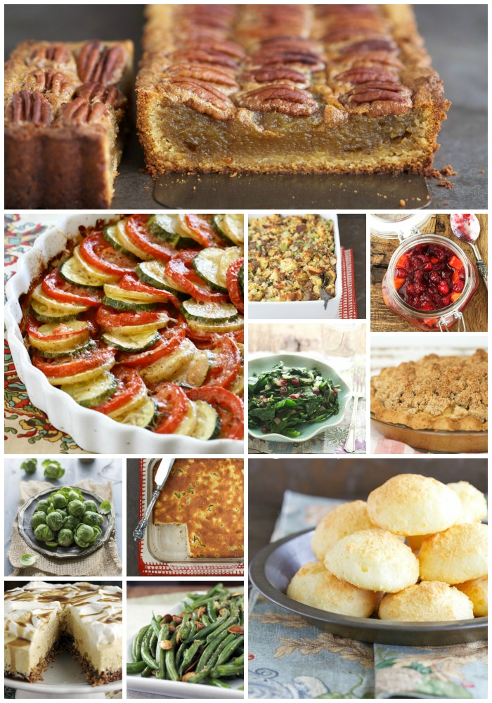 When it comes to Thanksgiving recipes, I've got you covered! Here's a round-up of my favorite grain-free Thanksgiving recipes for you and your family to enjoy