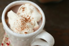 Hot Cocoa Mix Horizontal Small