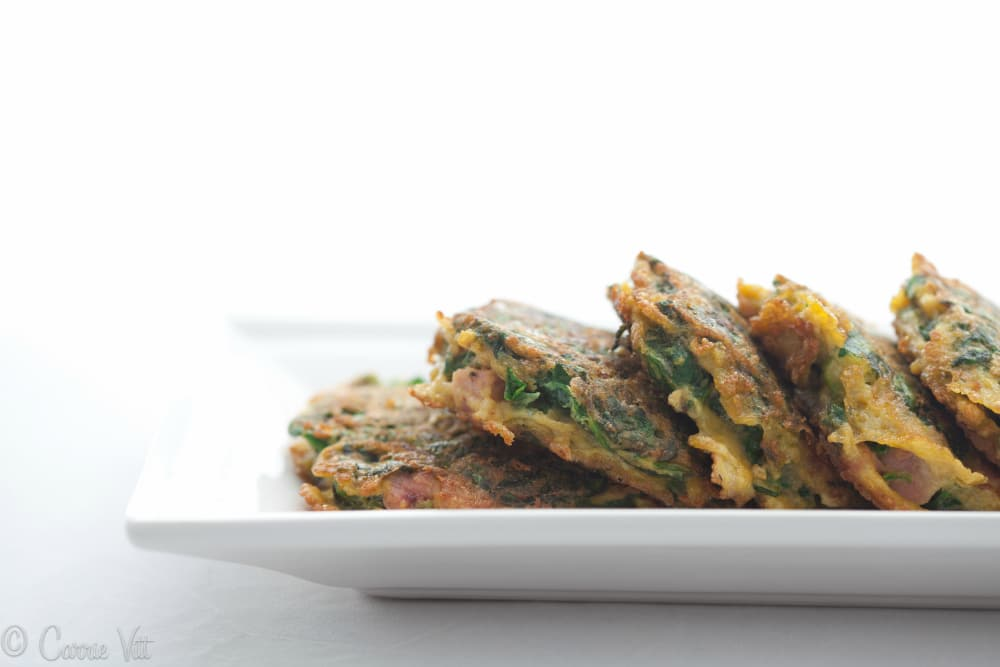 Egg Foo Young (Grain-Free, Paleo) via DeliciouslyOrganic.net