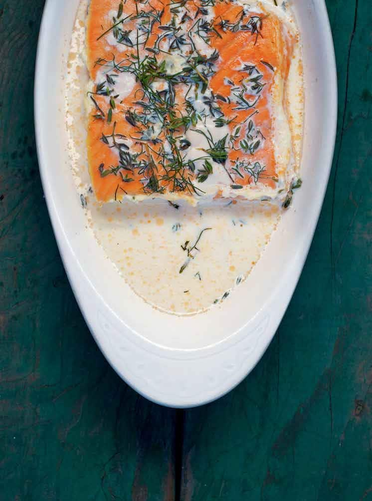 this baked salmon was a huge hit with the family it only took a few - Nourished Kitchen