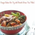 Thumbnail image for Orange Chicken Recipe (Paleo, Grain-Free)