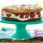Thumbnail image for Strawberry Meringue Cake (Grain-Free)