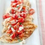 Thumbnail image for Grilled Lemon Chicken with Tomato and Feta Salad