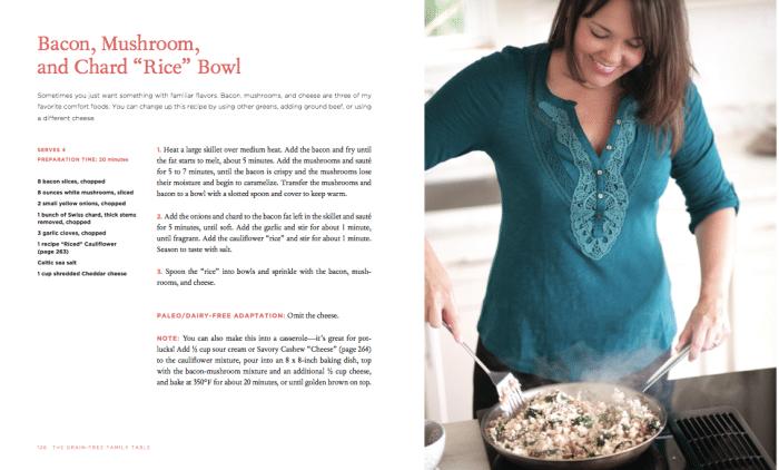 The Grain-Free Family Table Cookbook | DeliciouslyOrganic.net (paleo, grain free, gluten free, dairy free)