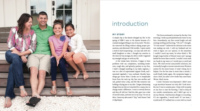 The Grain Free Family Table Intro