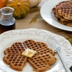 Thumbnail image for Pumpkin Spice Waffles (Grain-Free, Paleo)