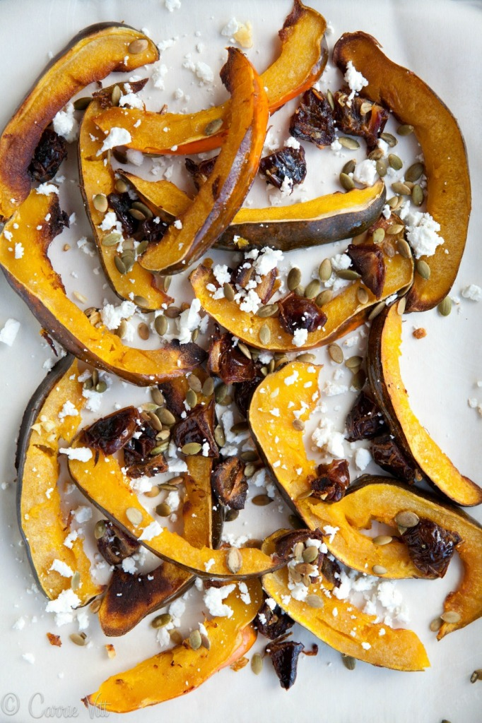 Roasted Acorn Squash Throughout The Fall And Winter I Roast Various Kinds Of Squashes