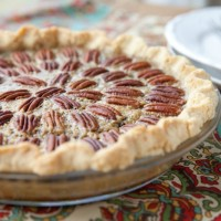Chocolate Pecan Pie (Grain-Free, Paleo)