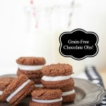Thumbnail image for Chocolate Ohs (Grain-Free, Paleo) and Everyday Grain-Free Baking