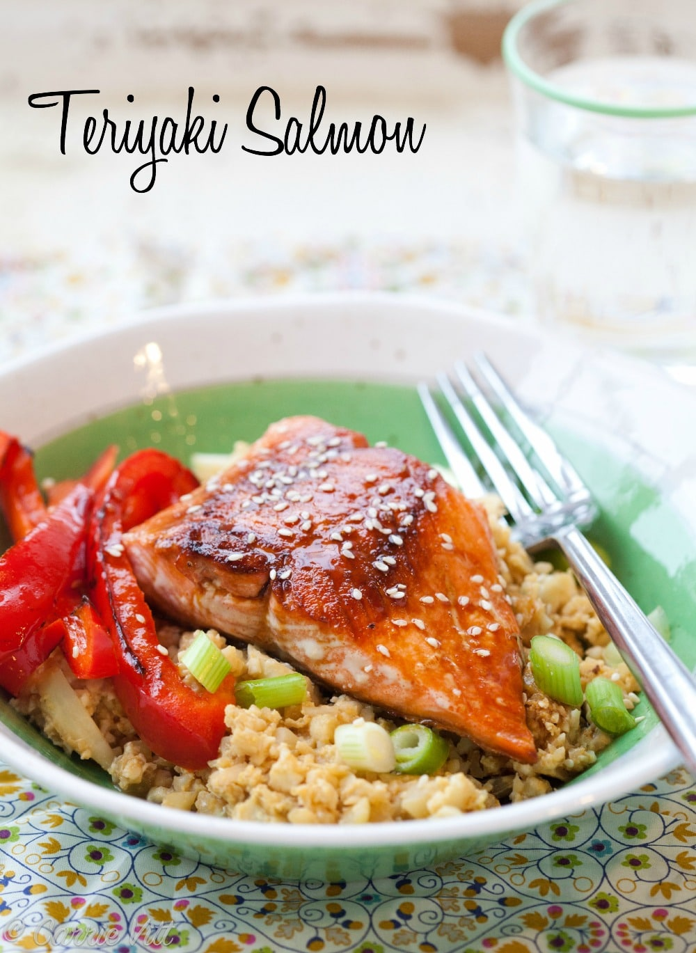 favor salmon recipes because they're quick to prepare and salmon ...