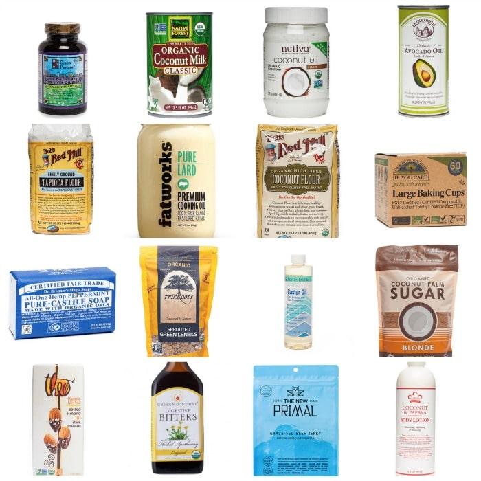 Thrive Market Collage