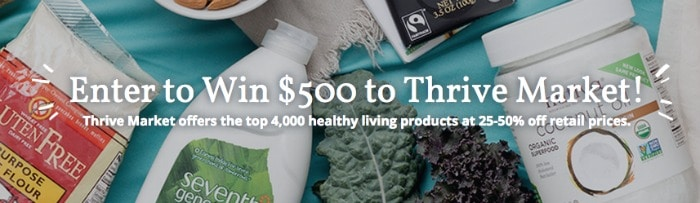 Real Food at Wholesale Prices - Thrive Market (You gotta check it out!)